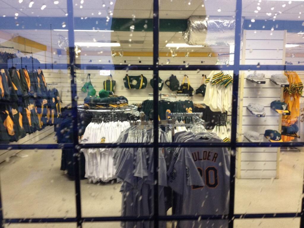 low priced 71a9d 52037 Oakland Athletics FanFest 2014 | 7000 Coliseum Way